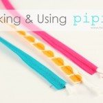 make and use piping