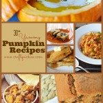 30+ Yummy Pumpkin Recipes from Craft Quickies