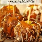 Caramel apples are the perfect fall treat to make with kids!