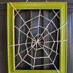 spider web fram