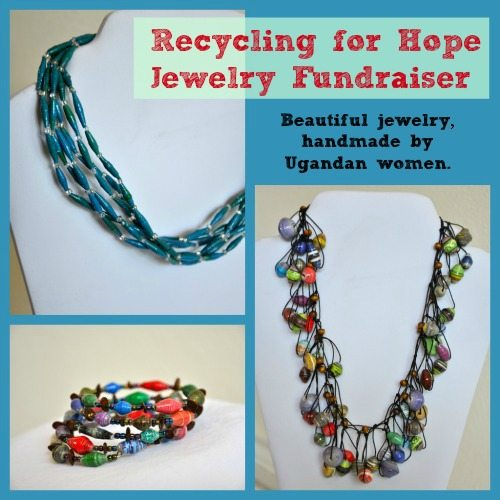Recycling for Hope Jewelry Fundraiser