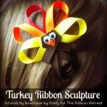turkey-ribbon-sculpture-tutorial