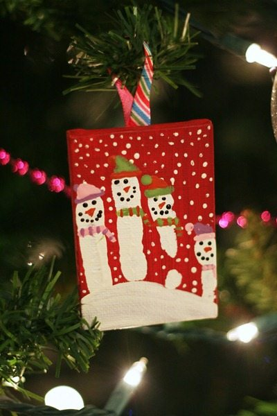 Christmas Crafts For Kids For 12 Days Of Christmas