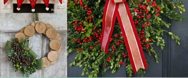 Twenty Beautiful Christmas Wreaths