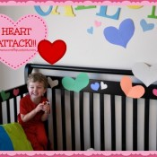 HEART ATTACK! A Valentine Tradition from Craft Quickies