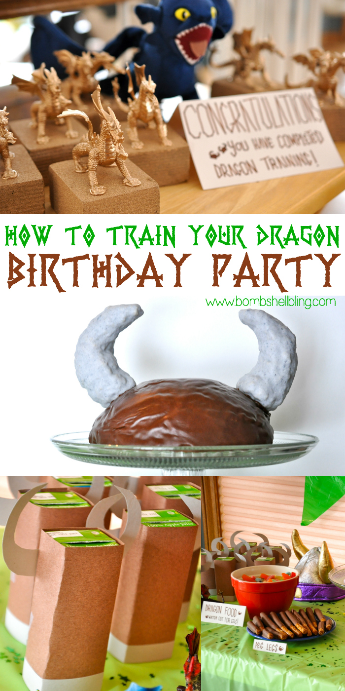 party city how to train your dragon