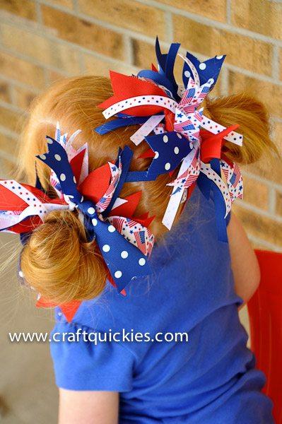 firecracker bows