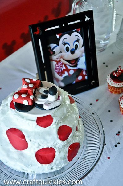 Minnie Mouse Birthday Party Ideas Including Photo Shoot