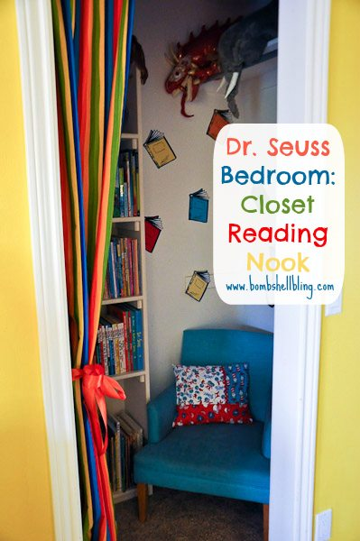 I Am So Excited To Be Back For Another Installment In The Dr. Seuss Bedroom  Series. This Week I Am Going To Show You How To Make A Simple Closet ...
