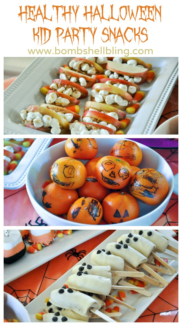 Halloween Food Ideas 50 Kid-Friendly Options for the Perfect Party