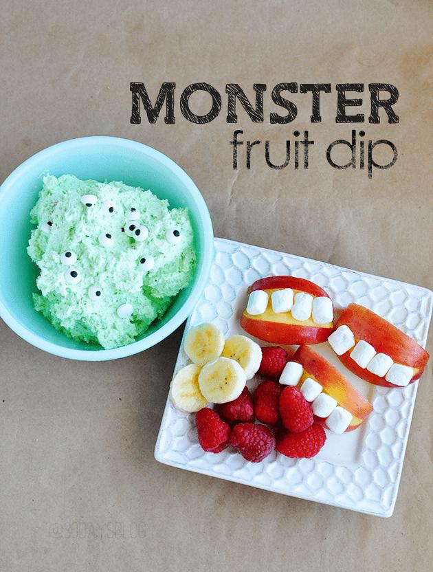 *monsterfruitdip30daysblog
