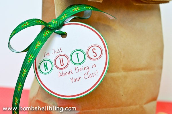 A FREE printable for a fun and simple teacher gift!