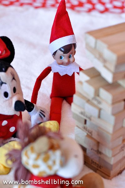 Elf on the Shelf Ideas-22