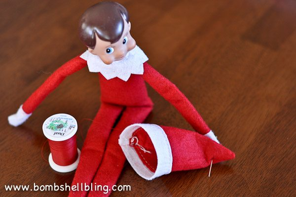 Elf Ideas Using Household Chores