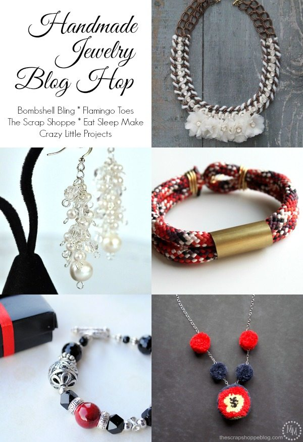 Handmade Jewelry Blog Hop