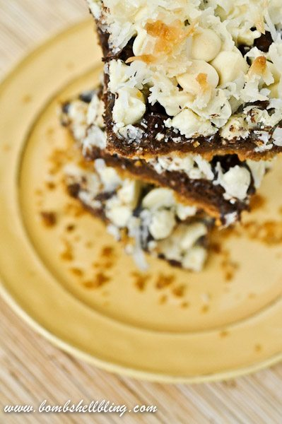 Christopher Robin Magic Cookie Bars