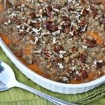 You won't believe how tasty this sweet potato recipe is! It will be the highlight of your Thanksgiving meal!