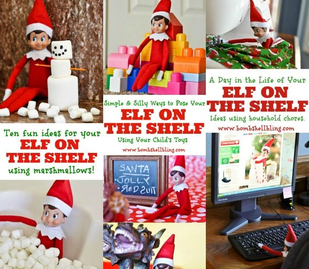 elf on the shelf ideas using toys fun ideas making your