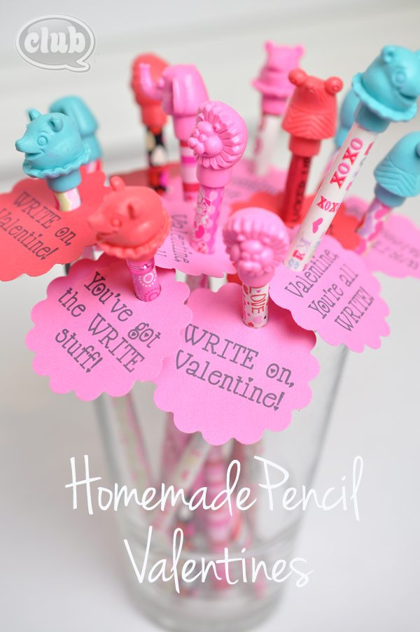 30 Non Candy Valentine Ideas Printables – Valentine Cards for Preschoolers