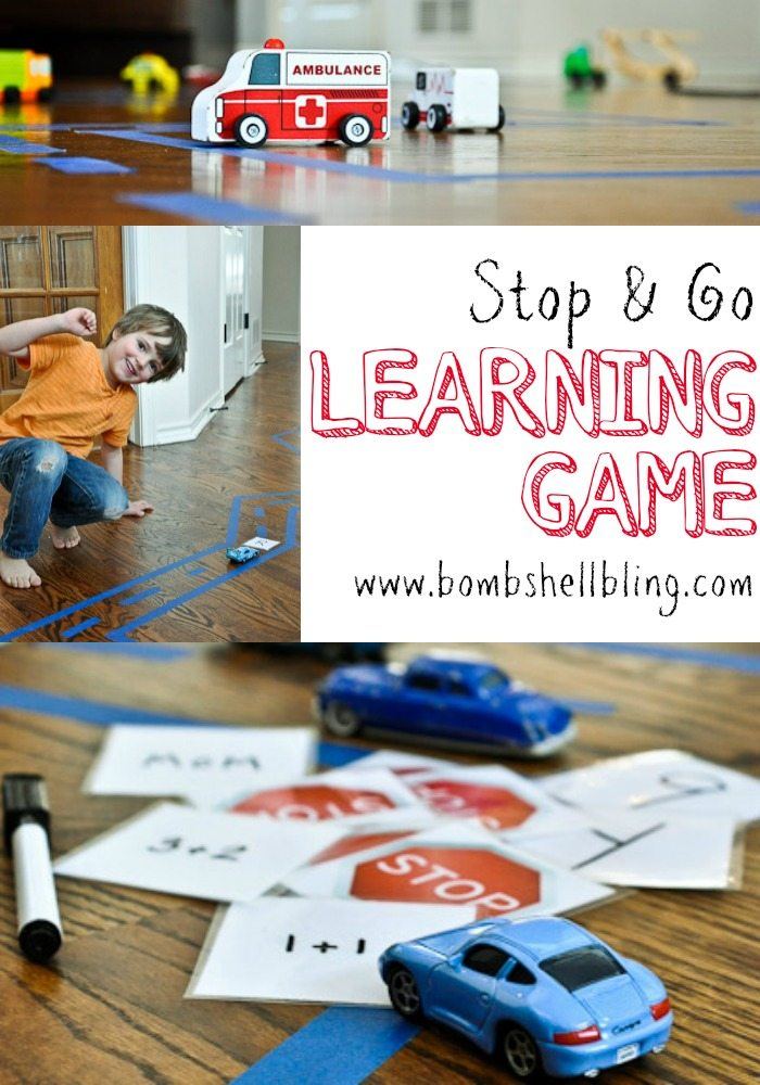 Such a cute indoor learning game for kids! Perfect for preschoolers, moms, and homeschool!