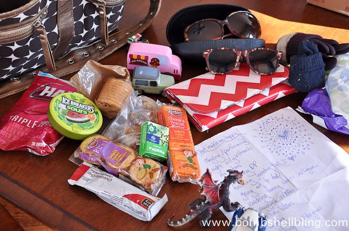 A Glimpse Inside My Handbag-5