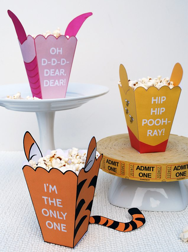 Winnie The Pooh Ideas 25 For Your Little One S Birthday