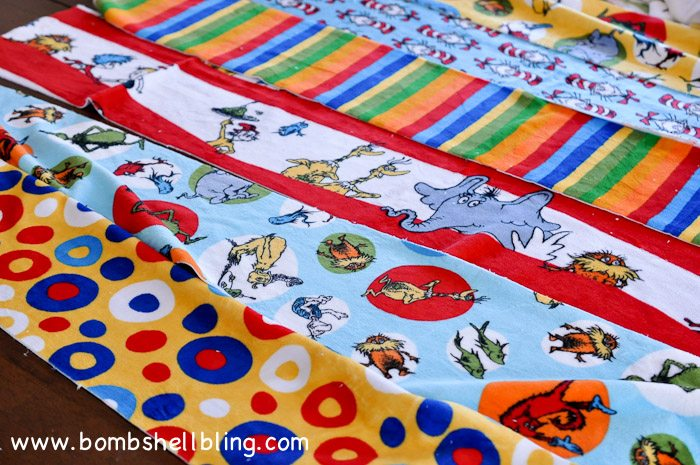Dr Seuss Cuddle Blanket-7