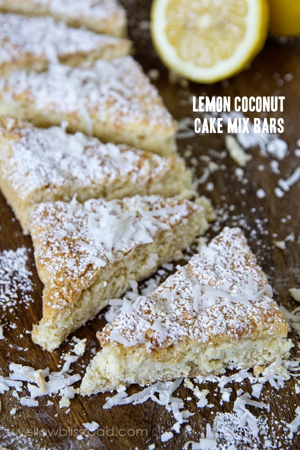 *Lemon-Coconut-Cake-Mix-Bars