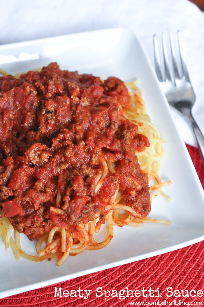 Spaghetti Sauce Recipe Spaghetti Sauce Recipe