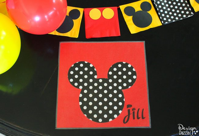 Mickey Mouse Placemat & Activity mat