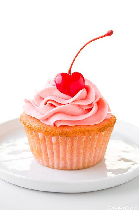 Amaretto Cupcakes Cake Mix