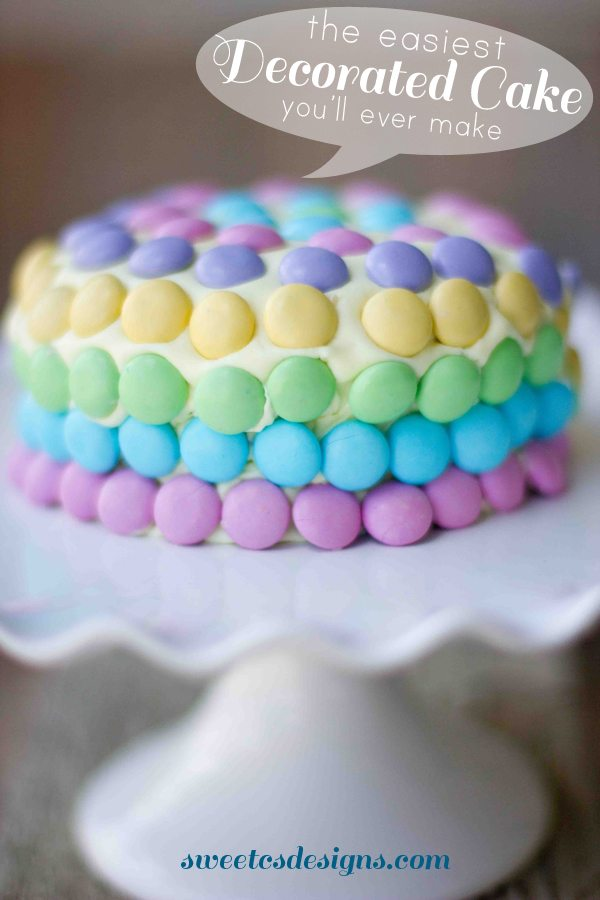 *the-easiest-decorated-cake-youll-ever-make-Take-store-bought-icing-and-make-it-strong-enough-to-hold-M-Ms-or-other-candy-easily-Pin-now-save-your-your-next-party1