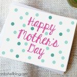 Mothers Day Card Free Printable