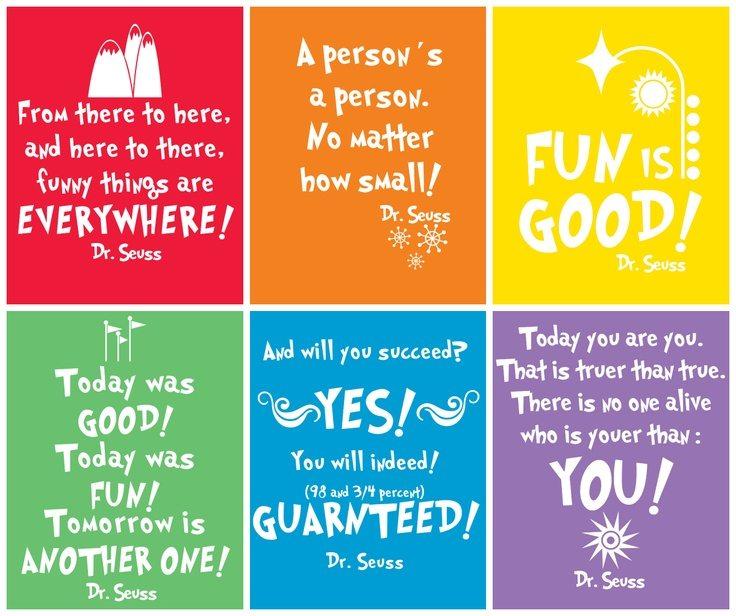 40 Fun Fabulous Dr Seuss Ideas – Dr Seuss Worksheets Free