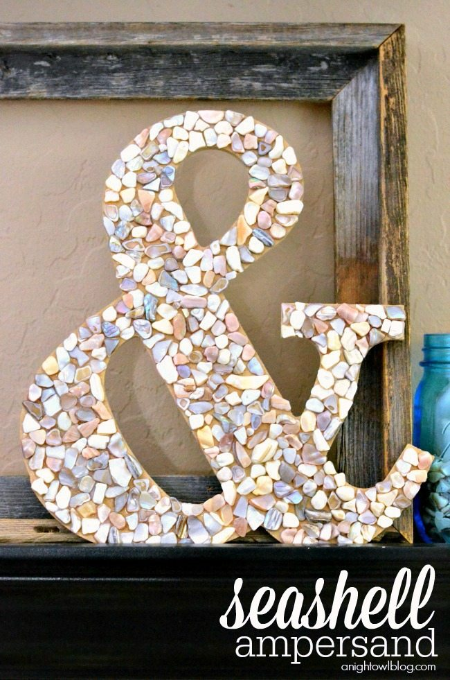 ANO DIY-Seashell-Ampersand-1