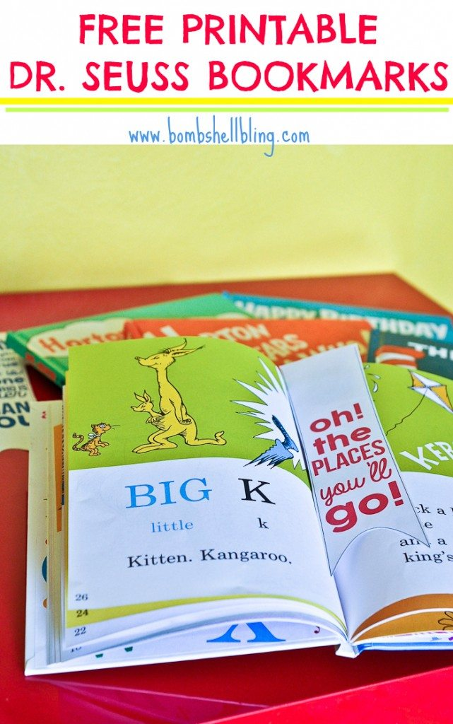 Free Printable Dr Seuss Crafts