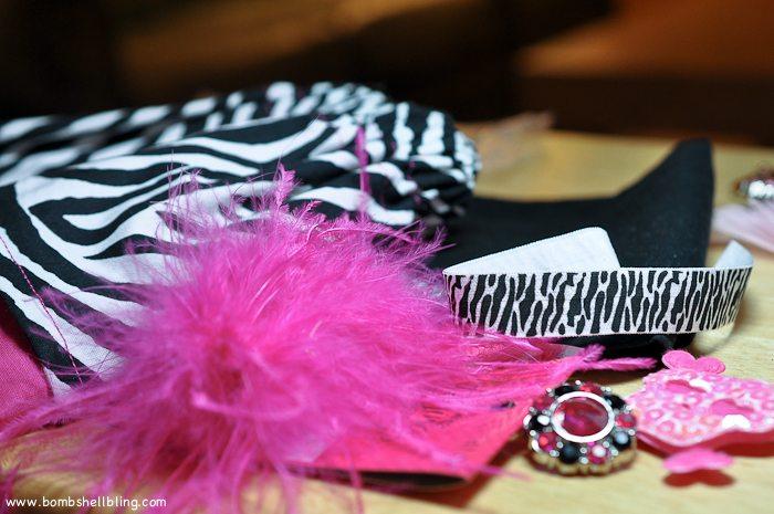 Punk Rock Baby Headband