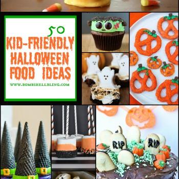 50 Kid-Friendly Halloween Food Ideas