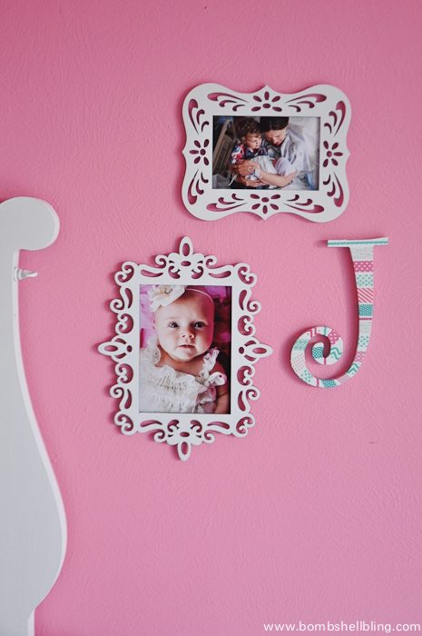 Sweet Baby Girl Nursery Reveal