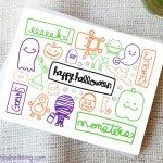 FREE Printable Halloween Cards