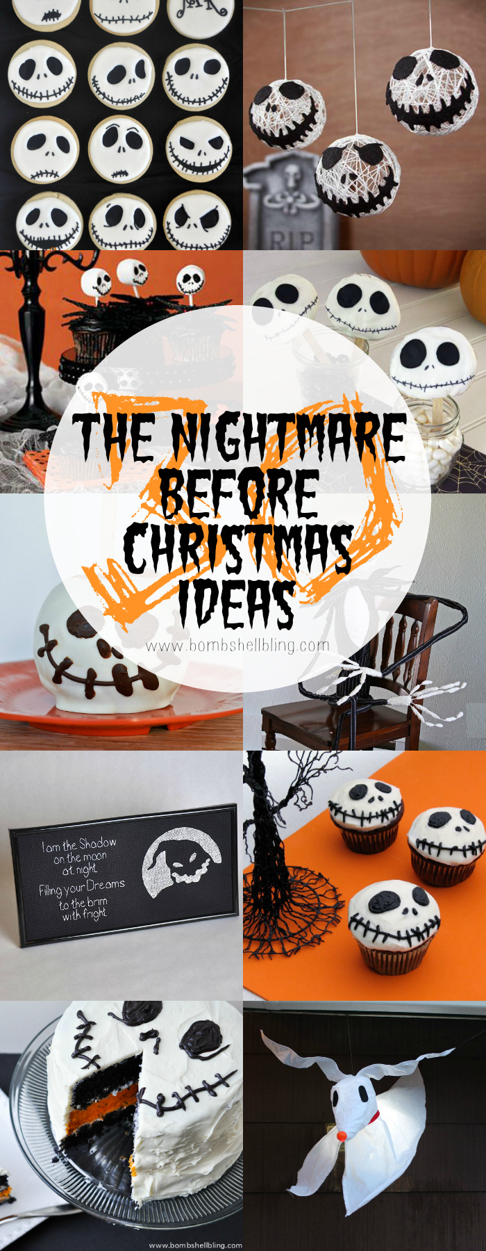 The Nightmare Before Christmas Ideas 30 Crafts And Recipes