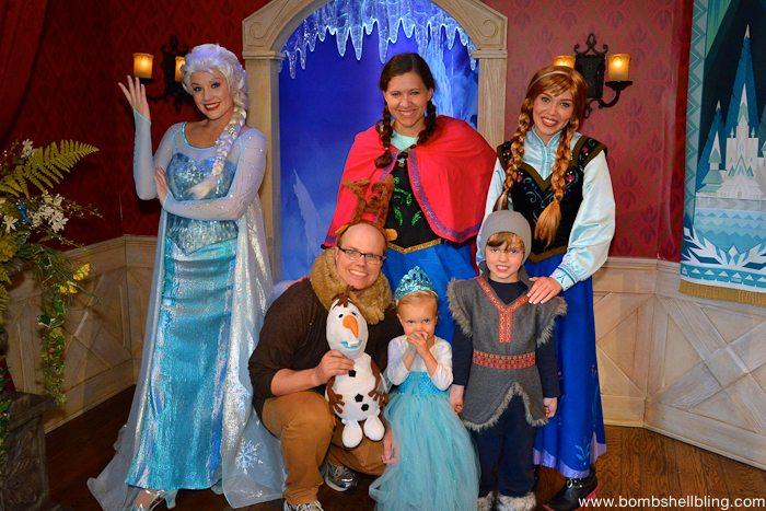 Anna And Elsa Halloween Costumes