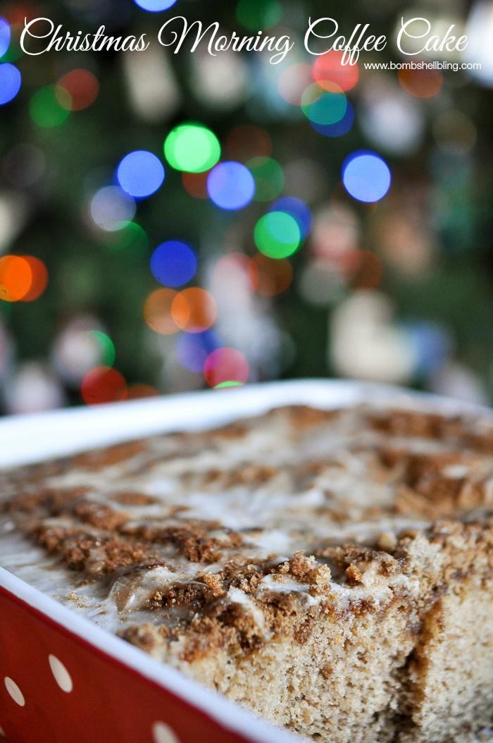 Christmas coffee cake recipes