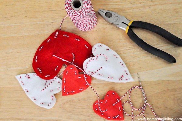 Heart Garland-5