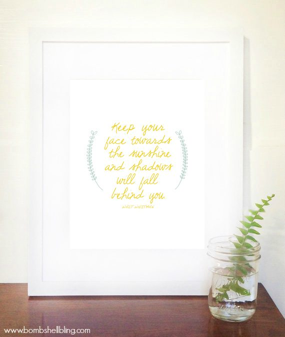 Walt Whitman Quotes Love Delectable Inspirational Walt Whitman Quote Printable