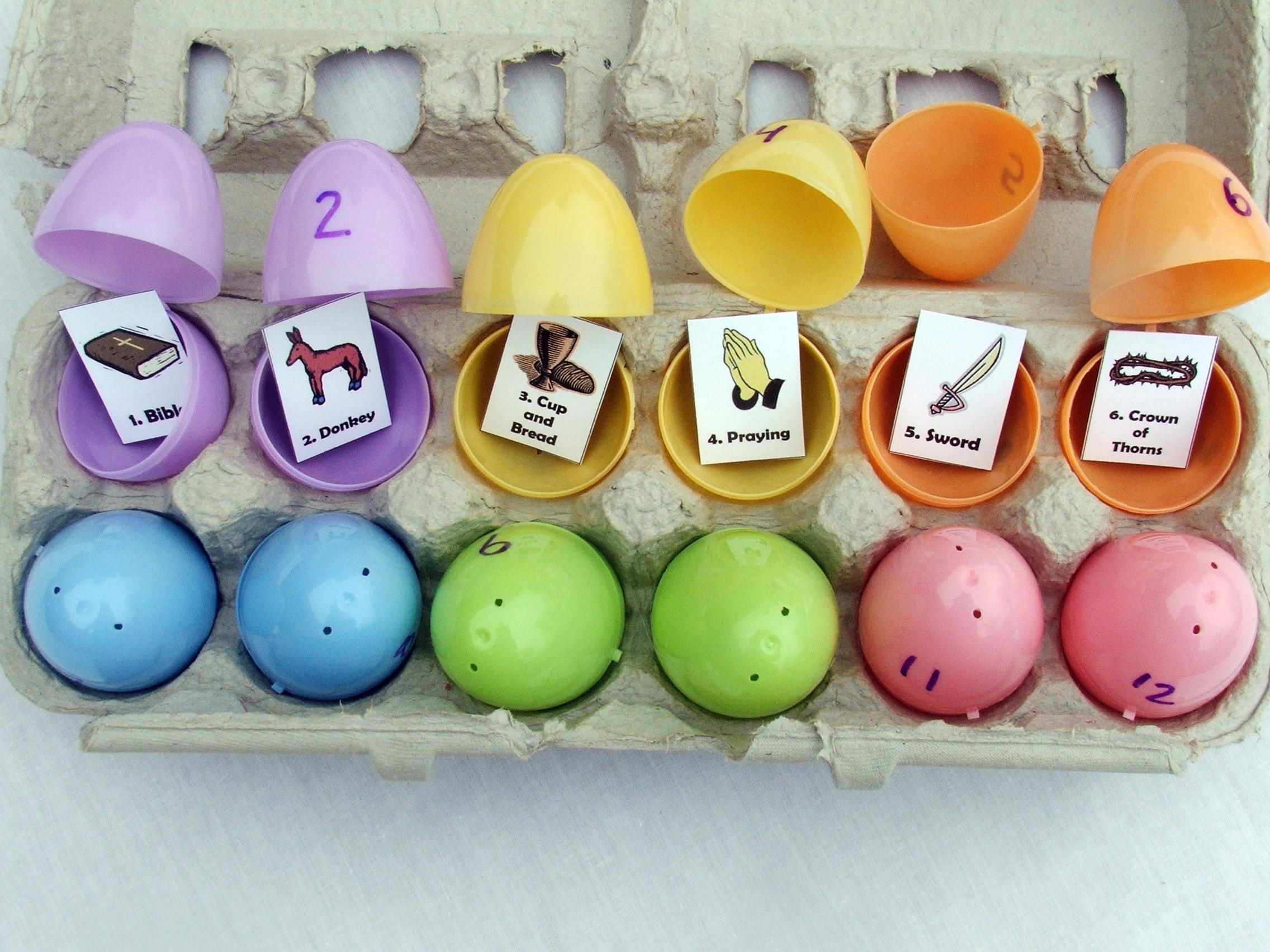 37 Christ Centered Easter Activities for Kids Easter Eggs Jesus