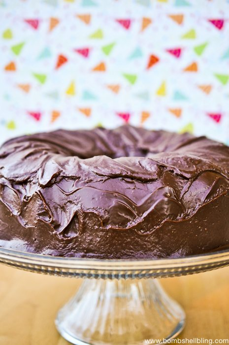 Decadent Chocolate Cake Recipe Silver Palate