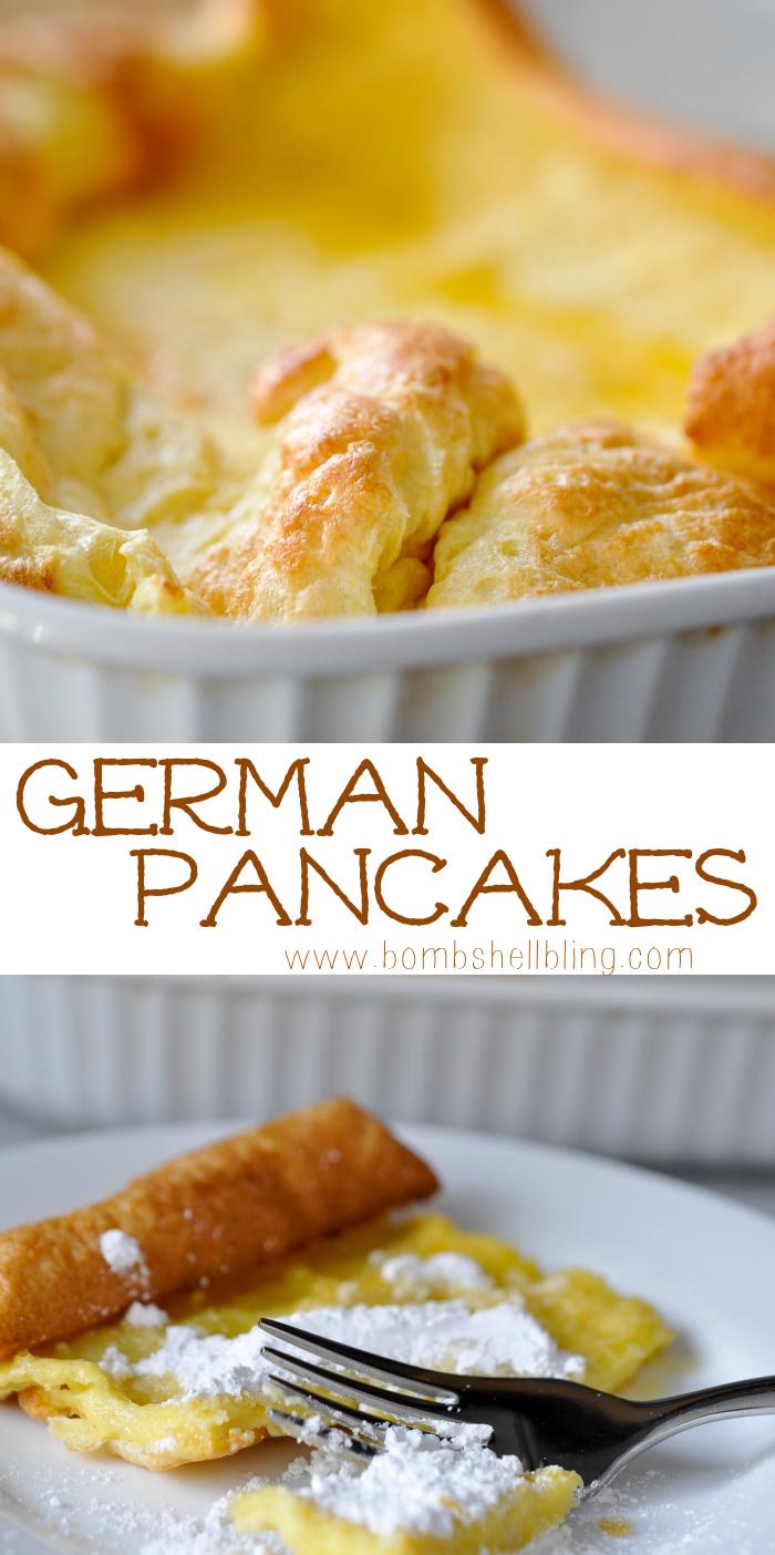 German Pancakes Recipe — Dishmaps