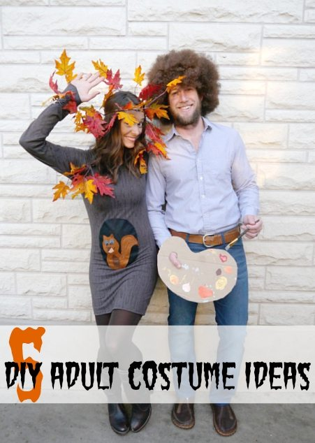 5 diy adult costumes to make for halloween today jamie is here from craft to share 10 diy adult costumes with us fun solutioingenieria Gallery