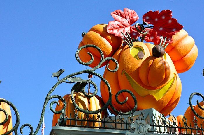 Why I love Disneyland at Halloween